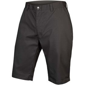 Endura Hummvee Chino Korte Broek met liner shorts Heren, grey